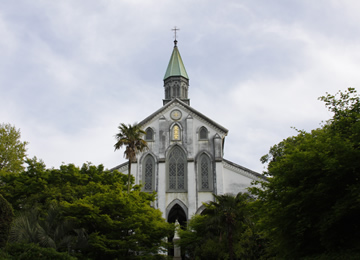 Oura Catholic Church[Cultural Heritage Nominated]